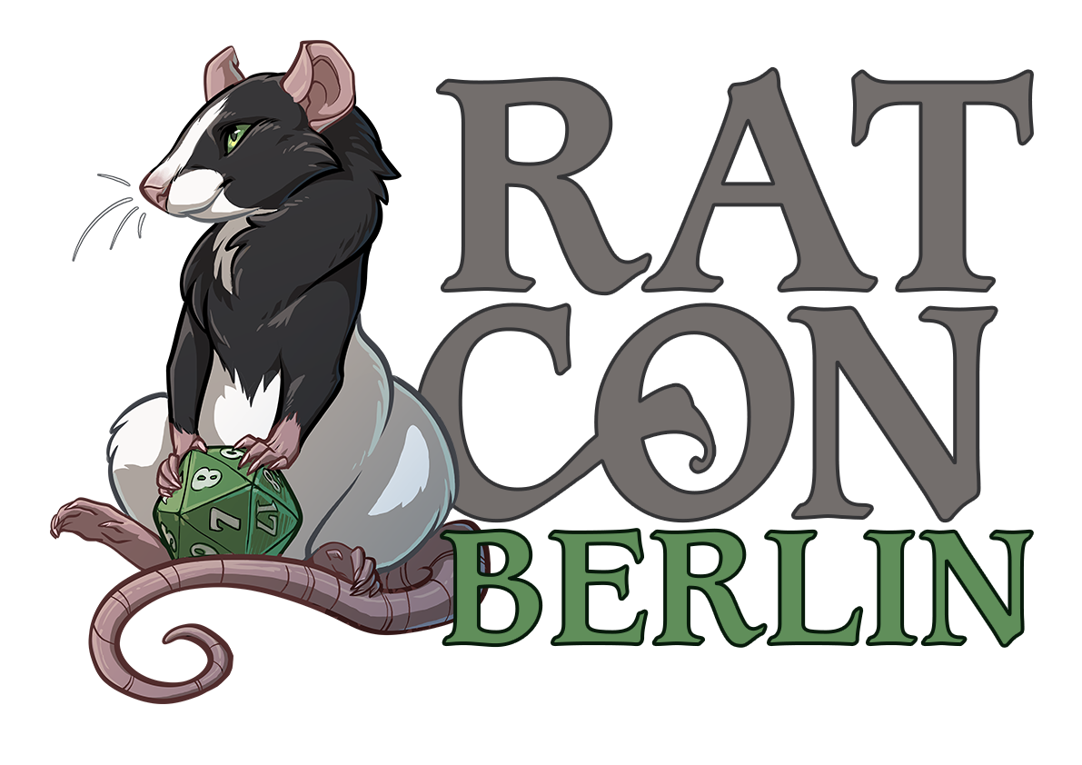 Rat Con Berlin Logo